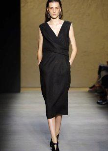 Módní ležérní šaty 2016