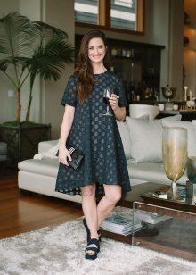 Módní ležérní šaty A-line 2016
