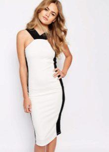 Fashionable sheath dress 2016