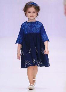 Vestido elegante para meninas 6-7 anos grátis