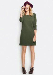 mekko vihreästä alatunnisteesta