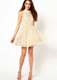 Vestido De Renda Para Adolescente