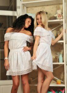 mini vestidos de batis