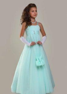 Vestido de jóias para o baile de formatura de 4 aulas