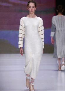 Beyaz Elbise Ayakkabıları