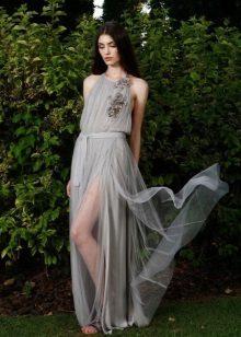 חגורה לשמלה ארוכה