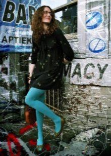 Musta sukkahousut