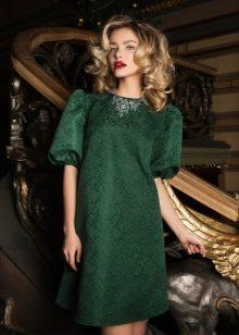 Colar Vestido Verde