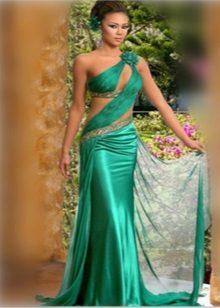 yhdenvärinen mekko
