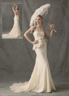 tafetá vestido de casamento