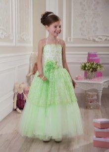 Vestido de formatura para meninas 5 anos