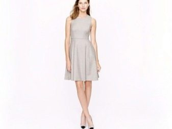 Sulfur Bright A-Line Dress