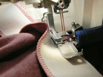 Varrni a ruhát a ruhán - 2. lépés