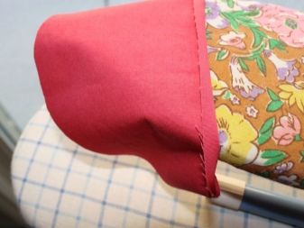 Varrás ujjú ruhákon - 2. lépés