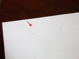 A lányok ruha mintázatának szerkesztése