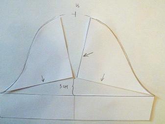 A felemelt hüvely 2. lépésének modellezése