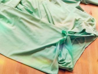 Costura verão vestido assimétrico detalhe