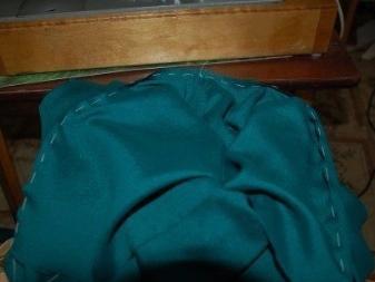 Közvetlen ruhát nyitott vállakkal csináld magad - 3. lépés