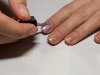 """Manicure """"Baby Boomer"""" (43 zdjęcia): wzornictwo paznokci w ..."""
