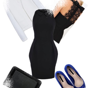 Dress for the figure inverted triangle
