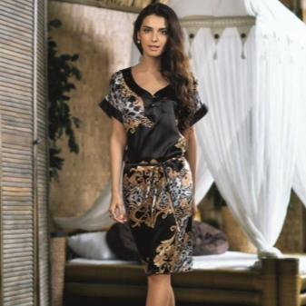 Silk Home Kimono-jurk