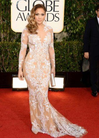 Esti ruha Jennifer Lopez a Zuhair Muradból