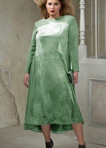 Vestit de nit de Eva Collection green