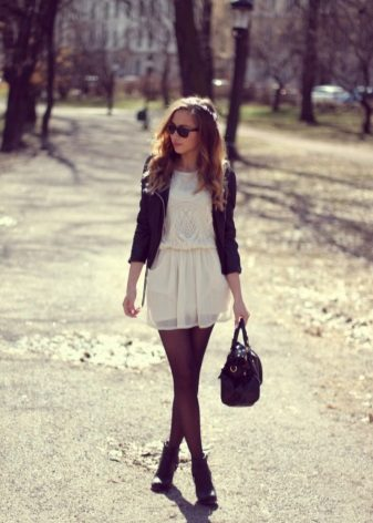 Milk dress - what to wear
