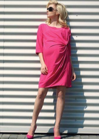 Amaranth rochie