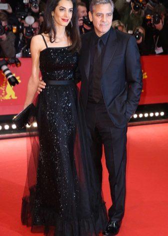 D. Clooney en Amil op de Berlinale 2016