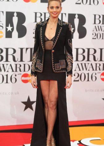 BRIT Awards 2016: Alesha Dixon