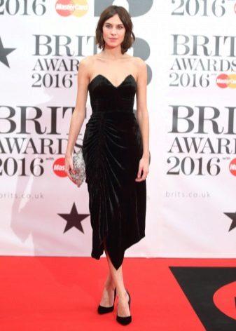 BRIT Awards 2016: Alexa Chung