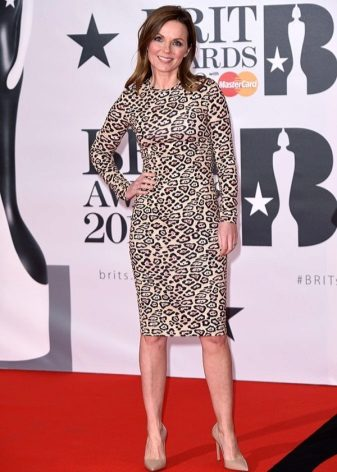 BRIT Awards 2016: Jerry Holliwell