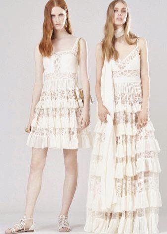 Smock Lace Dress