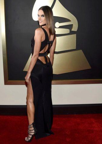 Alessandra Ambrosio a Grammy 2016-ban