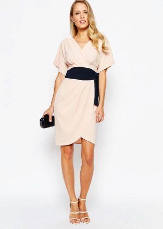 Clutch To Pink Kimono-jurk