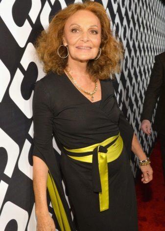 Designerul Diane von Furstenberg