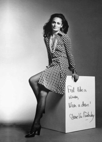 Diane von Furstenberg tervező