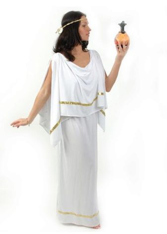 Tunika gamle greske kvinne