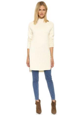 Winter dress tunic