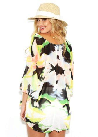 שמלת קיץ טוניקה