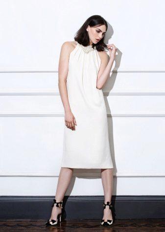 лятна миди рокля