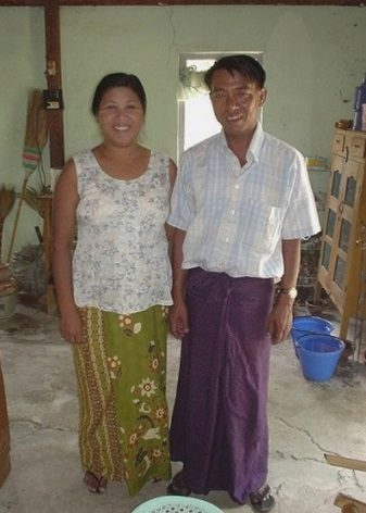 Sarong for Asian men and women