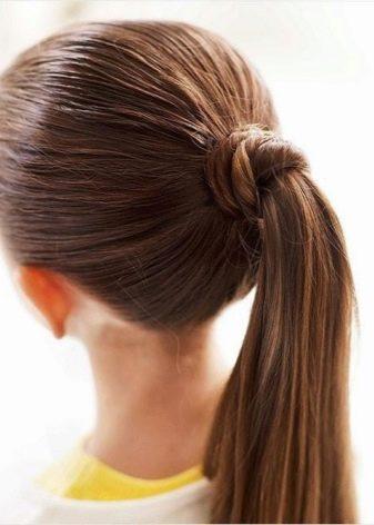 Frisuren fur die schule schulterlange haare