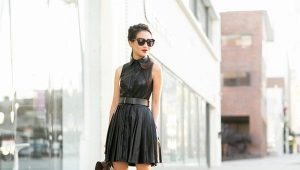 Pleated dress: let's talk about fashionable folds