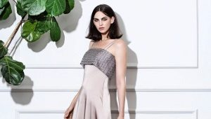 Slim dresses - elegance and elegance