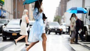 Naisten sadetakki