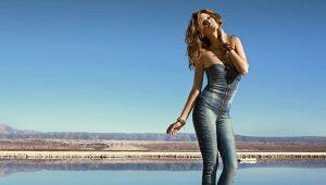 O que é um jeans stretch e com o que usá-los?