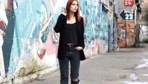 Namorada de jeans