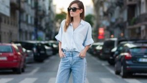 Calça jeans boyfriend feminino